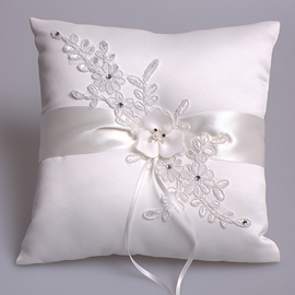 Ericdress Beautiful Flower Ring Pillow