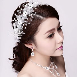 Ericdress Wedding Hair Flower