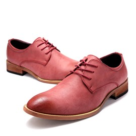 Ericdress Brush Off Office Men's Brogues