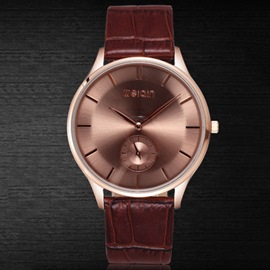 Ericdress Simple Men's Business Watch