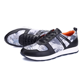 Ericdress Print Patchwork Men's Athletic Shoes