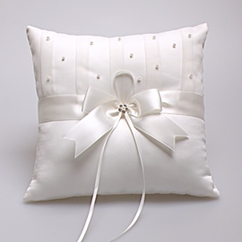 Ericdress High Quality White Ring Pillow