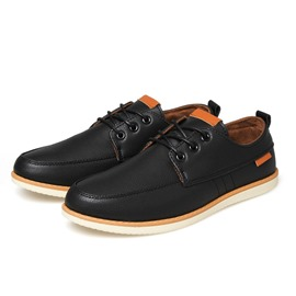 Ericdress Trendy Lace up Men's Casual Shoes