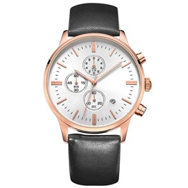Ericdress Durable Crystal Surface Men's Watch