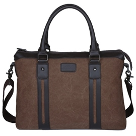 Ericdress Leisure Canvas Men's Briefcase