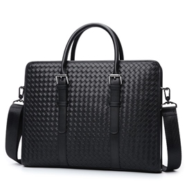 Ericdress Handmade Weaved Men's Briefcase