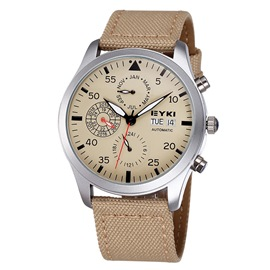 Ericdress Classic Men's Automatic Mechanical Watch