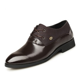 Ericdress Classic Office Point Toe Men's Oxfords