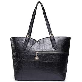 Ericdress Casual Checked Wing Tote Bag