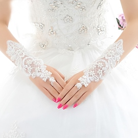 Ericdress Short Bridal Gloves