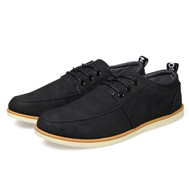 Ericdress Solid Color Breathable Men's Casual Shoes