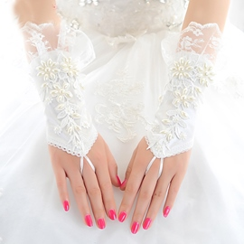 Ericdress Beautiful Short Bridal Gloves