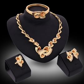 Ericdress Classic Alloy Jewelry Set