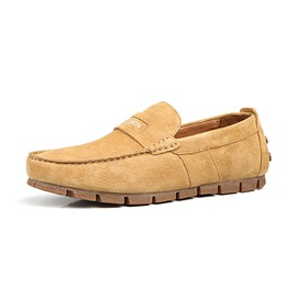 Ericdress Vintage Suede Men's Moccasin-Gommino