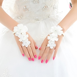 Ericdress Beautiful Short Wedding Gloves