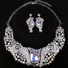Ericdress Vogue Rhinestone Jewelry Set