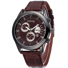 Ericdress Temperament Men's Chronograph Watch