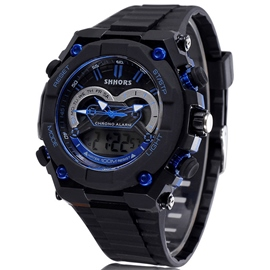 Ericdress Multifunction Sports Digital Watch For Men