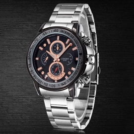 Ericdress High Intensity Mirror Men's Watch