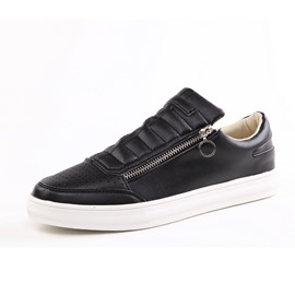 Ericdress Trendy Side Zipper Men's Casual Shoes