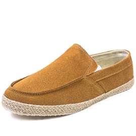 Ericdress All Match Knitting Men's Loafers