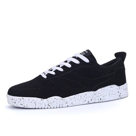 Ericdress All Matched Solid Color Men's Sneakers