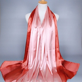 Ericdress Gradient Color Scarf
