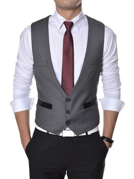Ericdress Casual All Matched Men's Vest