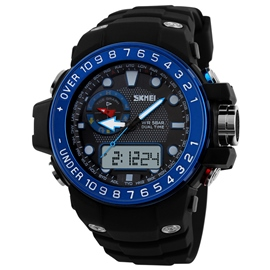 Ericdress Multi-Function Outdoor Digital Watch For Men