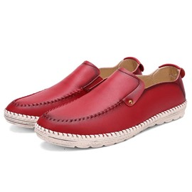 Ericdress Spring Handmade Men's Loafers