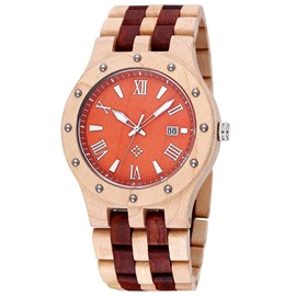 Ericdress Causal Men's Sandalwood Watch