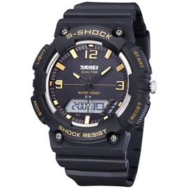 Ericdress Luminous Calendar Display Sport Watch For Men