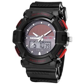 Ericdress Solar Energy Sports Watch For Men