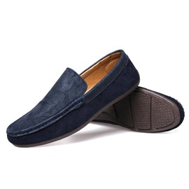 Ericdress Pu Low Cut Men's Casual Shoes