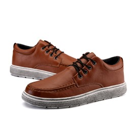 Ericdress Retro British Men's Sneakers
