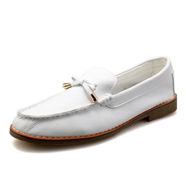 Ericdress Bright Pu Men's Slip on Loafers