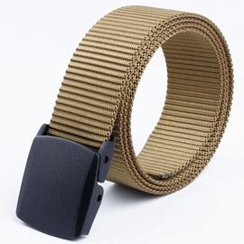 Ericdress Outdoor Men's Nylon Belt