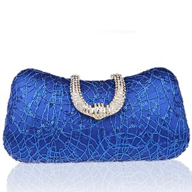 Ericdress Sequins Lace Decorated Evening Clutch