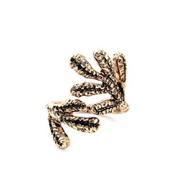 Ericdress Vintage Branch Alloy Ring