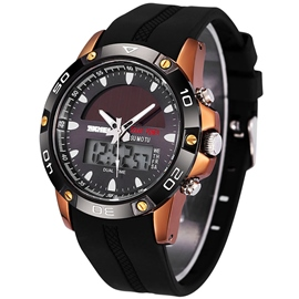 Ericdress Trendy Multifunction Outdoor Watch For Men