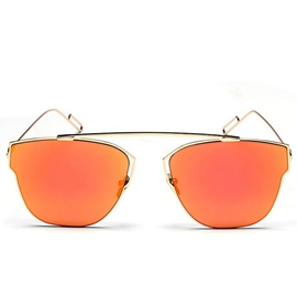 Ericdress Ultrathin Reflective Sunglasses