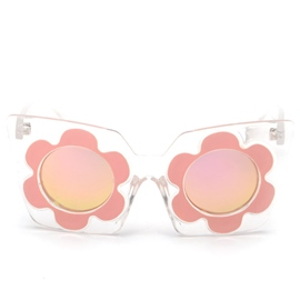 Ericdress Creative Sunflower Sunglasses