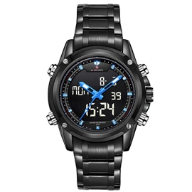 Ericdress Double Movement Luminous Watch For Men