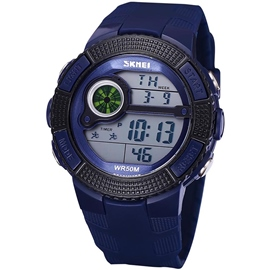 Ericdress Sport Chronograph Digital Watch For Men