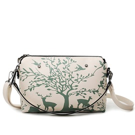 Ericdress Temperament Scenery Print Shoulder Bag