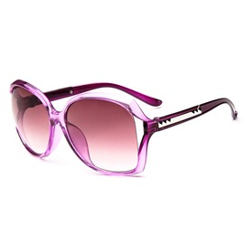 Ericdress Fashionable PC Frame Sunglasses