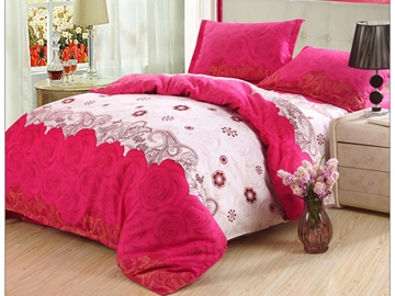 Ericdress Rose Dancing Cotton Bedding Sets