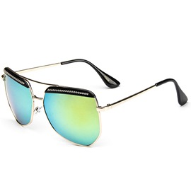 Ericdress Chain Decorated Sunglasses