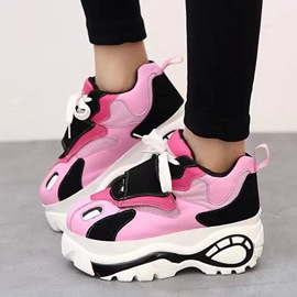 Ericdress Vintage Patchwork Athletic Shoes