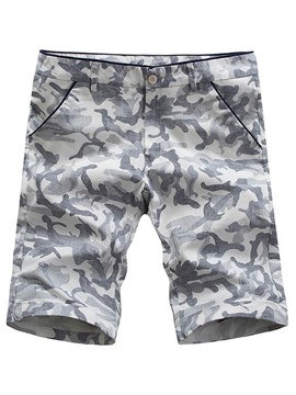 Ericdress Camouflge Printed Men's Shorts